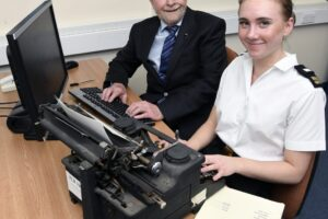 150 years of the Royal Navy's 'Writer Branch'